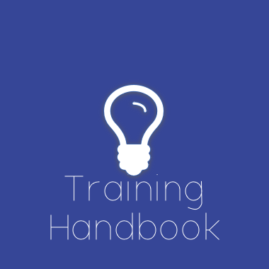 Handbook for Training Courses